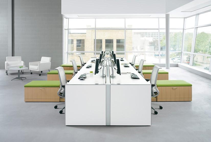 Các kiểu thiết kế văn phòng