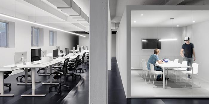 Xu hướng mới mẻ để thiết kế văn phòng