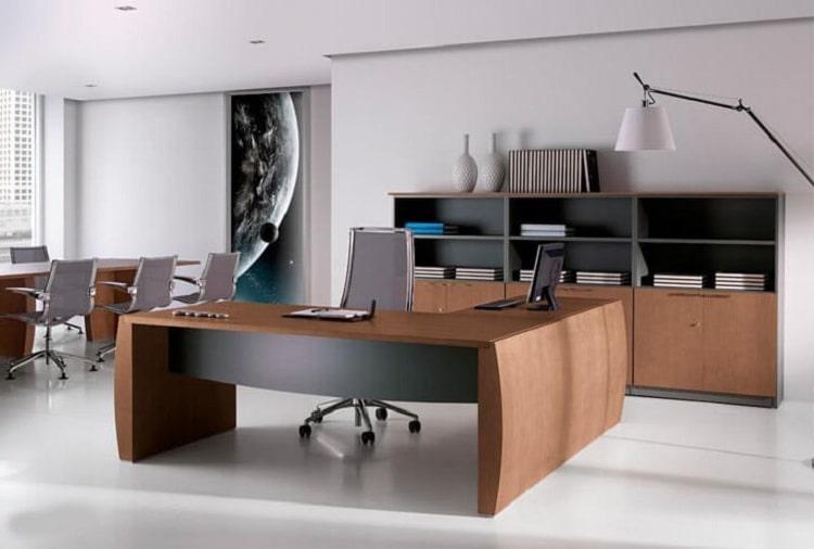 Các mẫu thiết kế phòng giám đốc