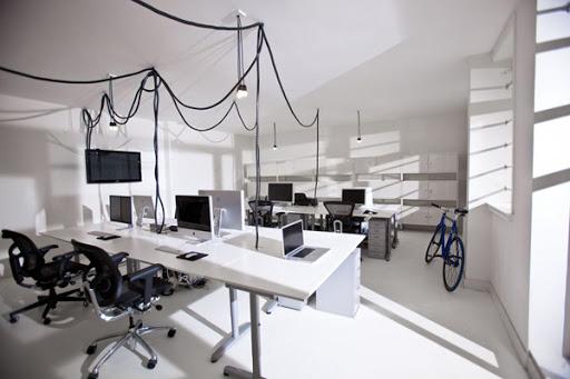 những mẫu nội thất cho văn phòng